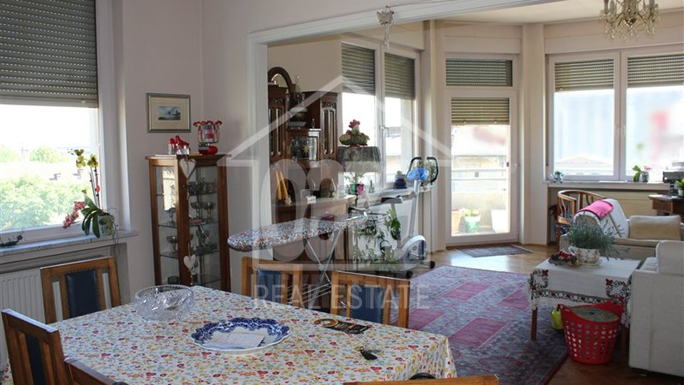 Apartment, 143 m2, For Sale, Rijeka - Centar