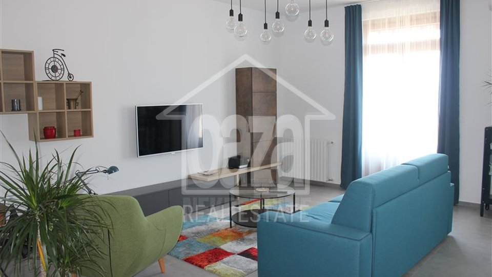 Apartment, 100 m2, For Rent, Rijeka - Centar
