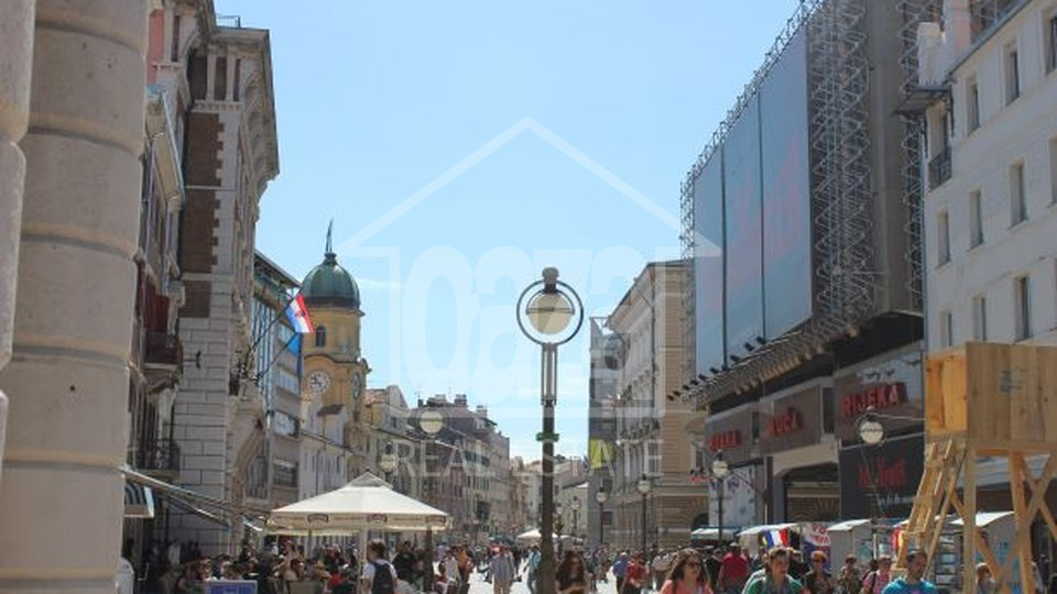 Commercial Property, 106 m2, For Rent, Rijeka - Centar