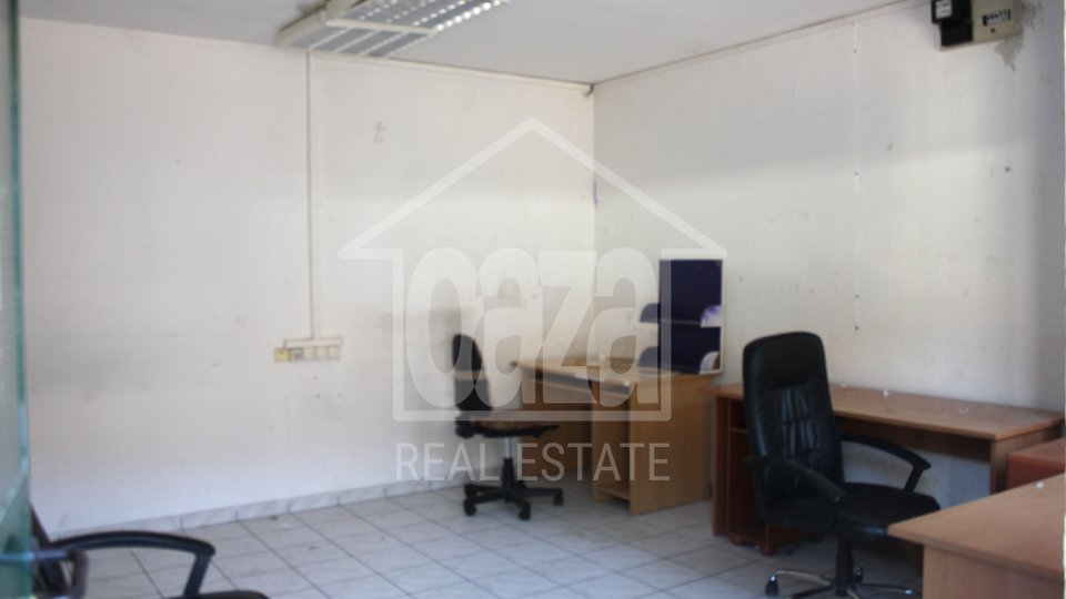 Commercial Property, 225 m2, For Rent, Rijeka - Škurinje