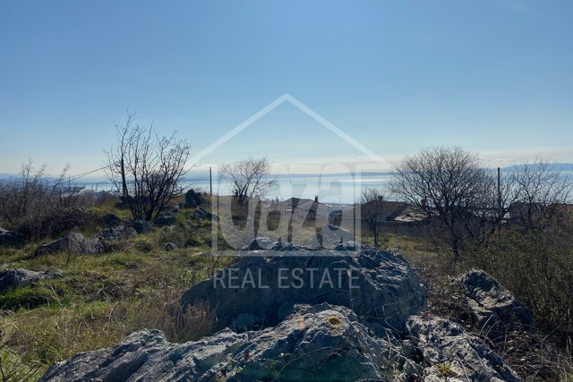 Land, 2344 m2, For Sale, Rijeka - Podmurvice