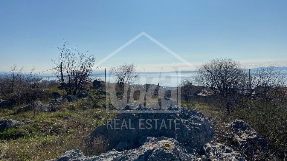 Land, 2344 m2, For Sale, Rijeka - Podmurvice