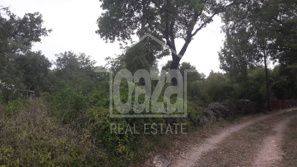 Land, 1022 m2, For Sale, Dobrinj - Šilo