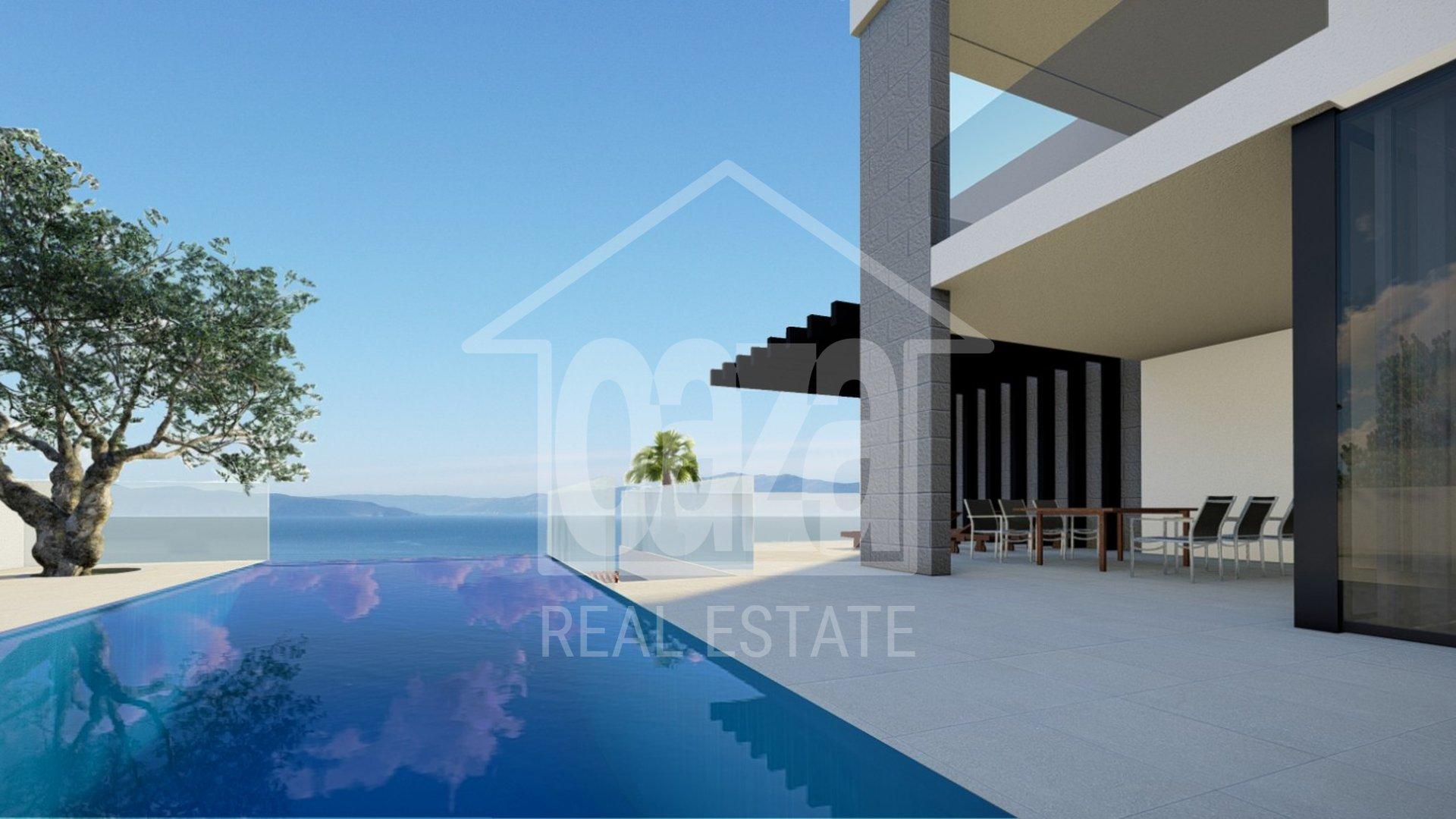Grundstück, 900 m2, Verkauf, Kostrena