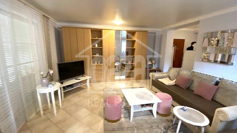 Apartment, 50 m2, For Rent, Kostrena