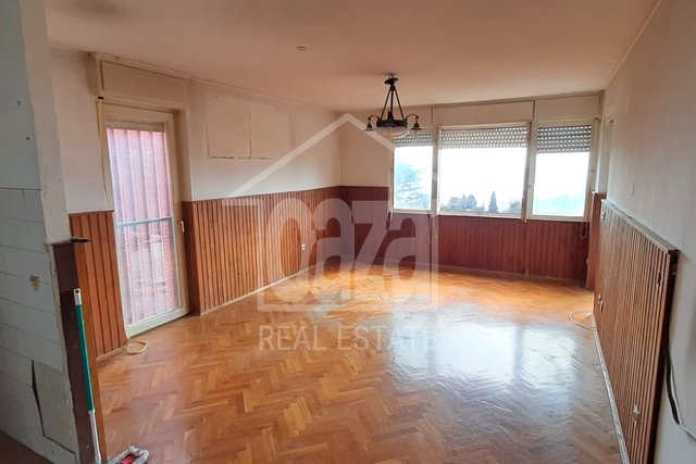 Apartment, 73 m2, For Sale, Rijeka - Krnjevo