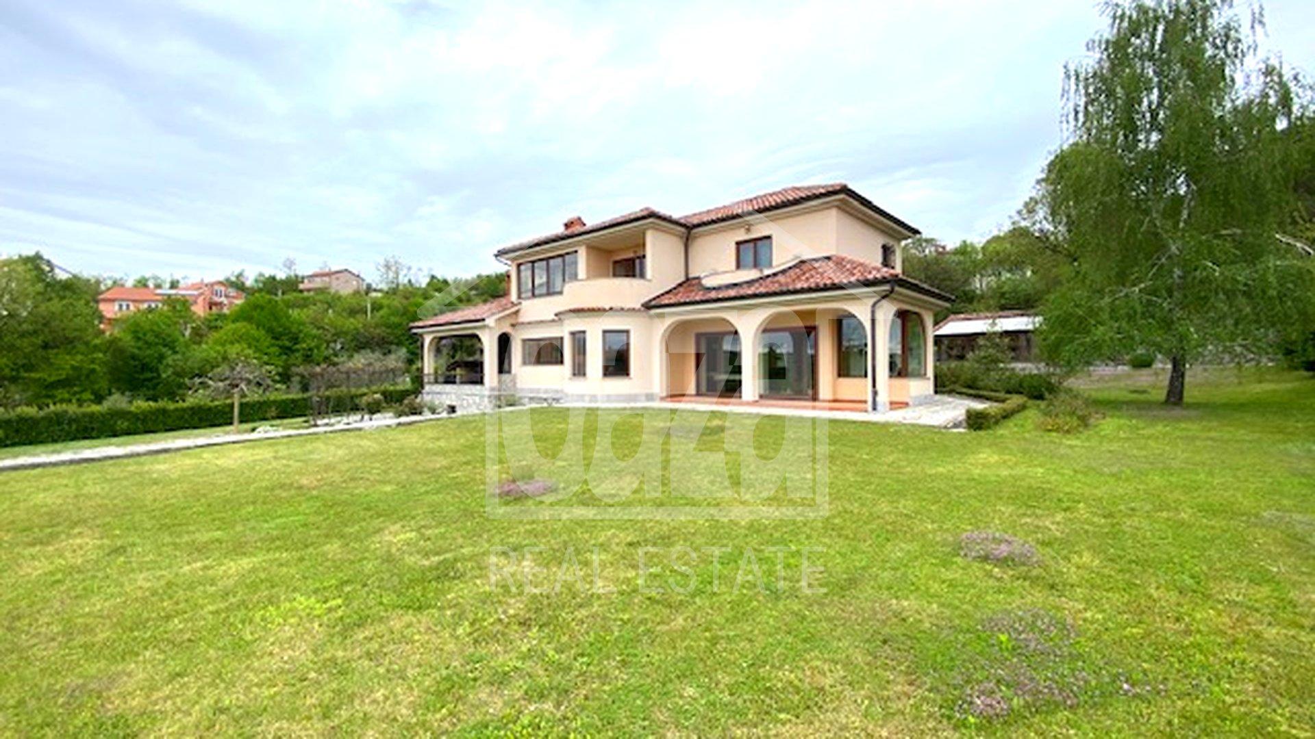 House, 400 m2, For Sale, Kastav